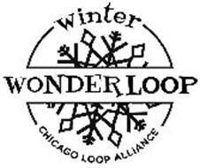 WINTER WONDERLOOP CHICAGO LOOP ALLIANCE
