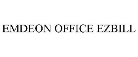 EMDEON OFFICE EZBILL