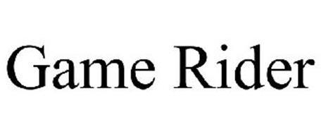 GAME RIDER