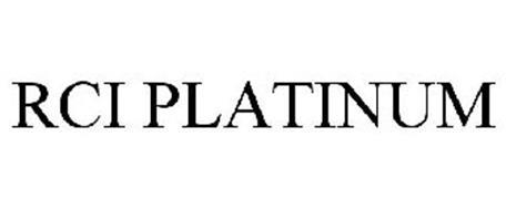 RCI PLATINUM