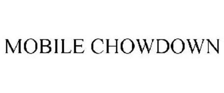 MOBILE CHOWDOWN