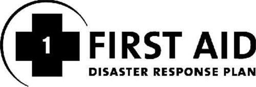 1 FIRST AID DISASTER RESPONSE PLAN