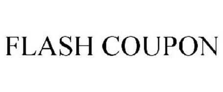 FLASH COUPON