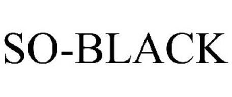 SO-BLACK