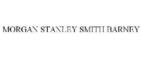 MORGAN STANLEY SMITH BARNEY