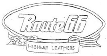ROUTE 66 HIGHWAY LEATHERS