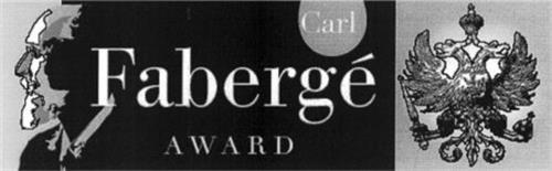 CARL FABERGÉ AWARD