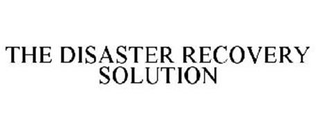THE DISASTER RECOVERY SOLUTION