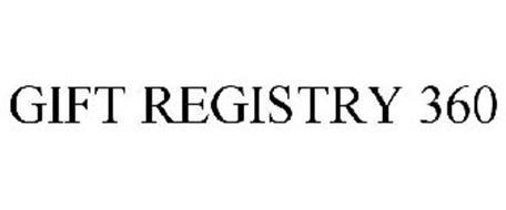 GIFT REGISTRY 360