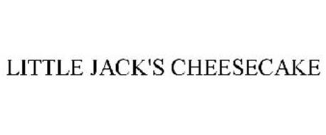 LITTLE JACK'S CHEESECAKE