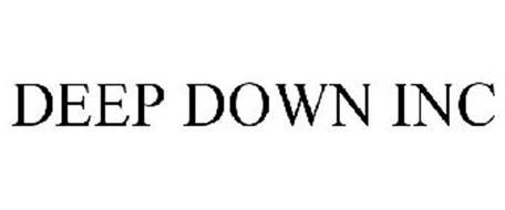 DEEP DOWN INC