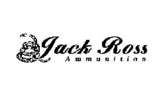 JACK ROSS AMMUNITION