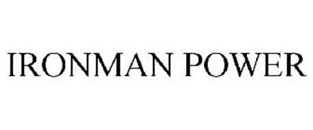 IRONMAN POWER