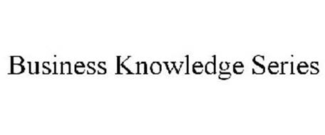 BUSINESS KNOWLEDGE SERIES