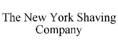 THE NEW YORK SHAVING COMPANY