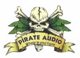 PIRATE AUDIO WHATS IN YOUR TRUNK