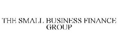 THE SMALL BUSINESS FINANCE GROUP