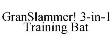 GRANSLAMMER! 3-IN-1 TRAINING BAT