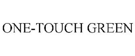 ONE-TOUCH GREEN