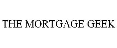 THE MORTGAGE GEEK