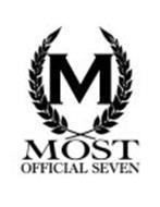 M MOST OFFICIAL SEVEN
