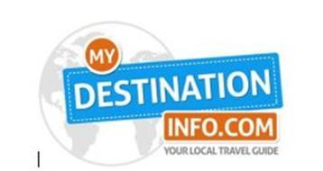 MY DESTINATION INFO.COM YOUR LOCAL TRAVEL GUIDE