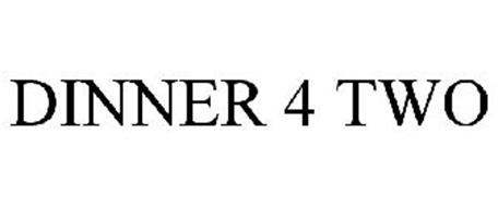 DINNER 4 TWO