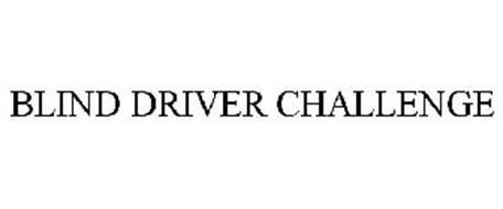 BLIND DRIVER CHALLENGE