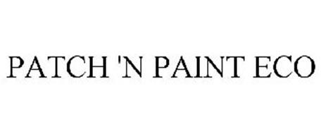 PATCH 'N PAINT ECO