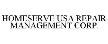 HOMESERVE USA REPAIR MANAGEMENT CORP.