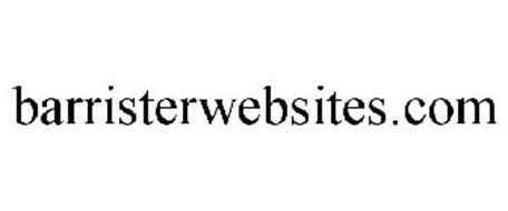 BARRISTERWEBSITES.COM