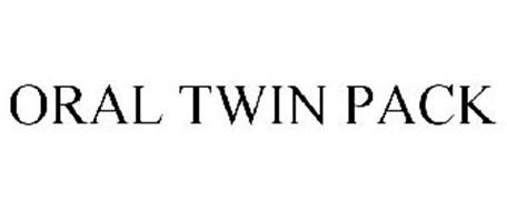 ORAL TWIN PACK