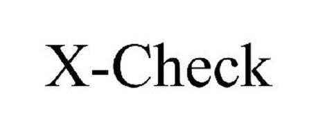 X-CHECK