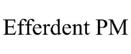 EFFERDENT PM