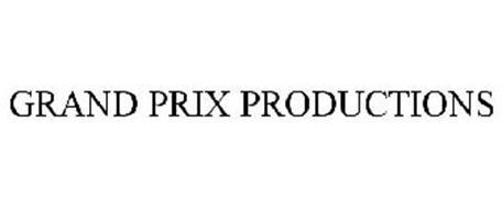 GRAND PRIX PRODUCTIONS