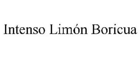 INTENSO LIMÓN BORICUA