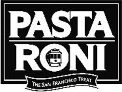 PASTA RONI THE SAN FRANCISCO TREAT