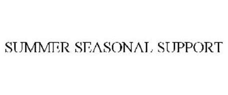 SUMMER SEASONAL SUPPORT