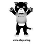 FRANK THE FERAL ALLEY CAT ALLIES WWW.ALLEYCAT.ORG