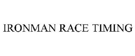 IRONMAN RACE TIMING