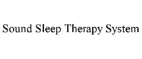 SOUND SLEEP THERAPY SYSTEM