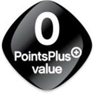 0 POINTSPLUS VALUE