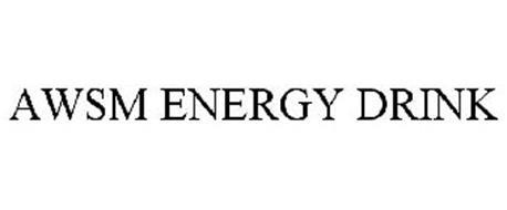 AWSM ENERGY DRINK
