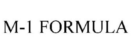 M-1 FORMULA