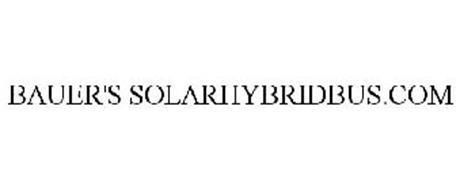 BAUER'S SOLARHYBRIDBUS.COM