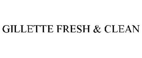 GILLETTE FRESH & CLEAN