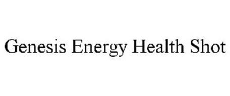 GENESIS ENERGY HEALTH SHOT