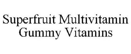 SUPERFRUIT MULTIVITAMIN GUMMY VITAMINS