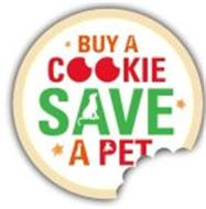 BUY A COOKIE SAVE A PET