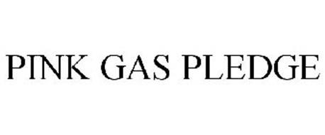 PINK GAS PLEDGE
